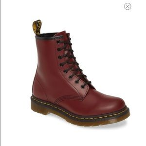 *price is firm Dr. Martens boots